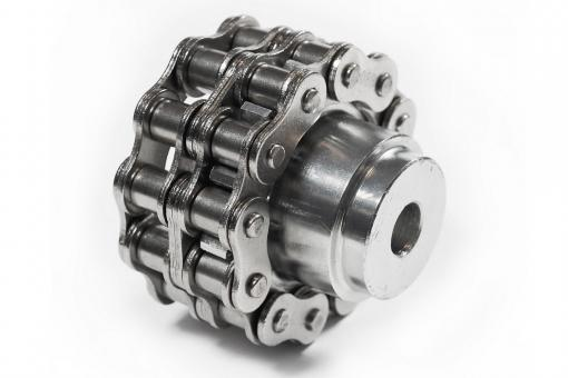 """Chain coupling for RW 45 1"""", 12 cogs"""