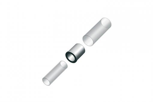 Reducing sleeve for tube motors 63 to 34 mm